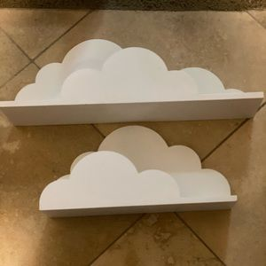 Cloud Shelves Bundle